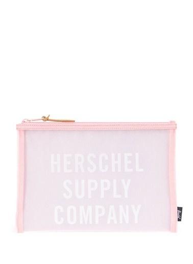 Herschel Clutch / El Çantası Pembe